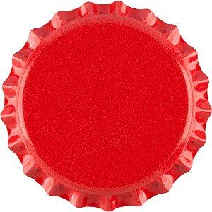 Tampinha Pry-off (50un) - Vermelha