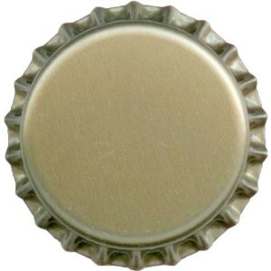 Tampinha Pry-off Champagne 29mm c/50un