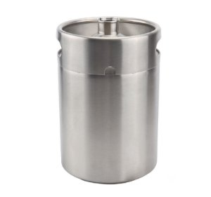 Barril Growler Inox 5L