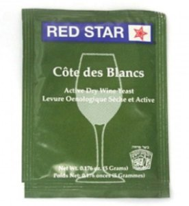 Red Star Cote Des Blanc p/ Sidra