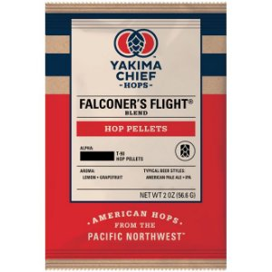 Lúpulo FALCONERS FLIGHT Yakima Chief - 28,3g