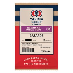 Lúpulo YCH Hops American Noble CASCADE - 50g