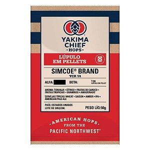 Lúpulo SIMCOE Yakima Chief - 50g