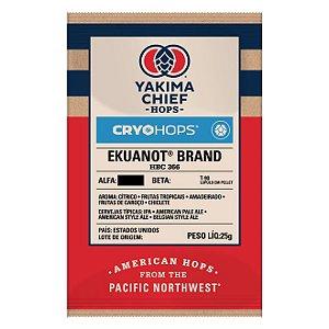 Lúpulo EKUANOT Yakima Chief CRYO HOPS - 25g