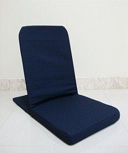 Cadeira De Meditação - Caminhos Do Yoga (Azul-marinho)