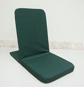 Cadeira De Meditação - Caminhos Do Yoga (Verde-musgo)