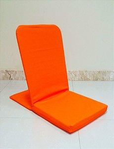 Cadeira De Meditação - Caminhos Do Yoga (Laranja)