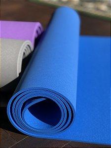 Tapete de Yoga (Yoga Mat) - Azul Royal