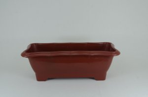 Vaso de Plástico Jardineira - média 35cm
