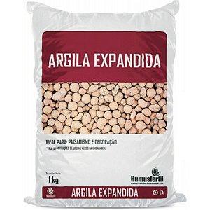 Argila Expandida para drenagem - 1 kg