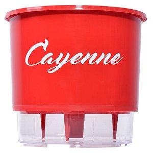 Vaso Auto Irrigável da linha pimenta - Cayenne (unidade)