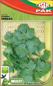 COENTRO VERDAO - Semente para sua horta - Isla Multi Pack