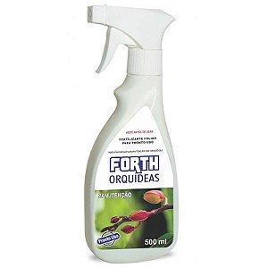 Fertilizante Líquido Forth para Orquídeas - 500ml - Pronto para o Uso