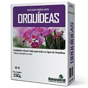 Fertilizante Mineral para Orquídeas - Humus Fertil - 150g