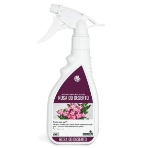Fertilizante Liquido para Rosa do Deserto - Humus Fertil - 500ml