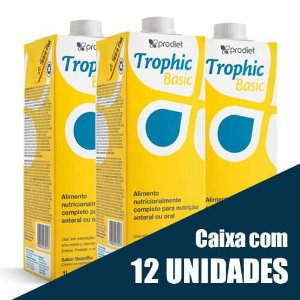 Trophic Basic - KIT 12 litros