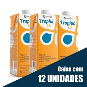 Trophic 1.5 Kcal/ml - KIT 12 litros