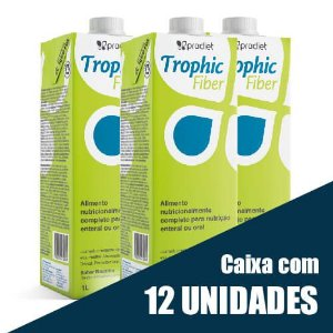Trophic Fiber - KIT 12 litros