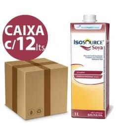 Isosource Soya - Kit com 12 litros