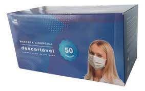 Mascara Descartavel  4Me Health c 50 un
