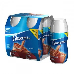 Glucerna 200ml pack c/4 unidades