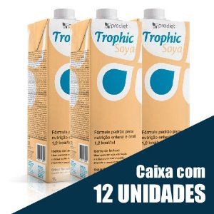 Trophic Soya Kit 12 Litros