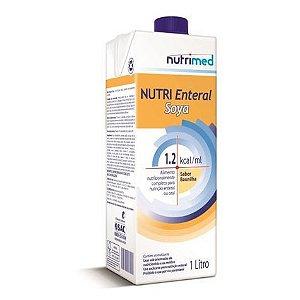 Nutri Enteral Soya 1.2 kcal/ml 1 Litro Sabor Baunilha
