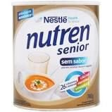 Nutren Senior 740g Sem Sabor