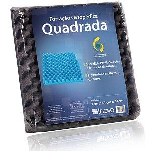 Forração Ortopédica Quadrada Azul Copespuma Theva