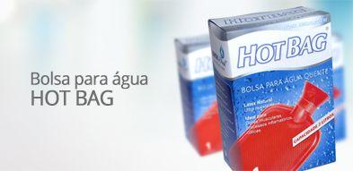 Bolsa Para Água Quente hot bag 2 litros Ciex do Brasil