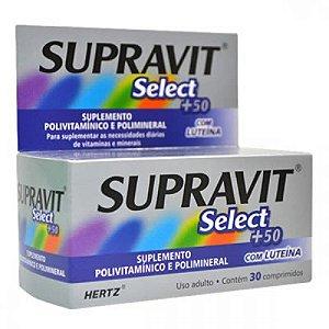 Supravit Select +50 30 Cápsulas Kley Hertz