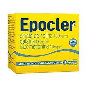 Epocler Flaconetes Caixa Com 6 Unidades 10ml cada Hypermarcas