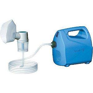 Inalador Nebulizador a Ar Comprimido Mobil Air