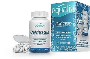 Equaliv Calcitratus 60 Comprimidos Revestidos