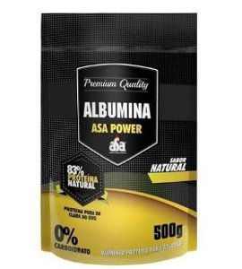 Albumina Power 500g - ASA  venc. 21/5/21