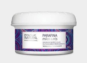 Parafina Mãos & Pés D'água Natural