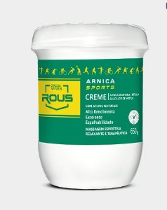 Arnica Sports Creme D'água Natural