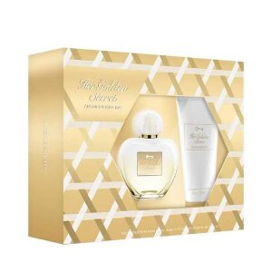 Her Golden Secret Kit - Eau de Toilette + Loção Corporal Antonio Banderas