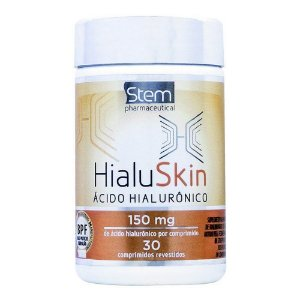 Acido Hialurônico HialuSkin 150mg 30 comprimidos STEM