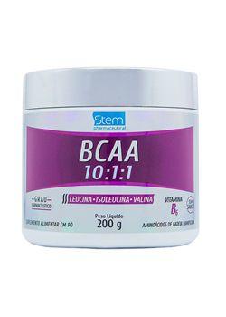 BCAA Stem Pó 200g