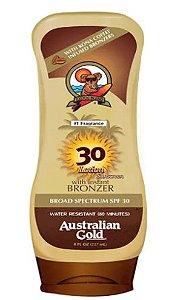 Protetor Solar Com Café Australian Gold