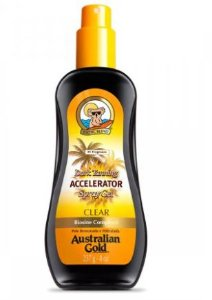 Acelerador de Bronzeado Spray Dark Tanning Australian Gold