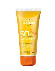 Protetor Solar Creme FPS 50 Medsun