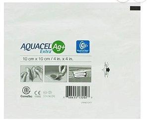 Curativo Aquacel Ag + Extra 10x10cm - Convatec