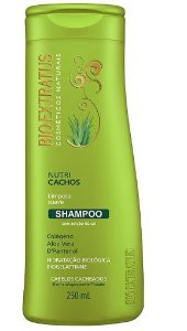 Nutri Cachos Shampoo 250ML Bio Extratus