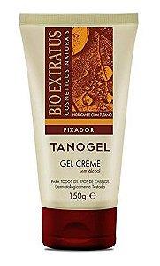 Tutano Tanogel Fixador gel creme sem álcool  150G  Bio Extratus