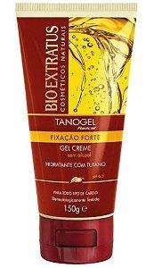 Tutano Tanogel Fixação Forte gel creme sem álcool  150G  Bio Extratus