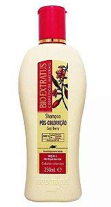 Pós-Coloração Shampoo Goji Berry  250ML  Bio Extratus