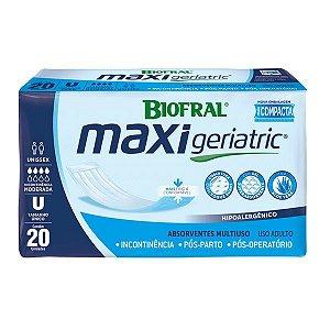 Absorvente geriátrico Maxi Geriatric Biofral  20un
