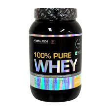 Whey 100% Puro 900G Probiotica Baunilha